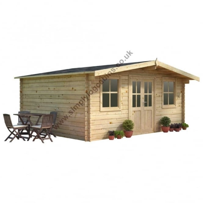 Harwell Log Cabin