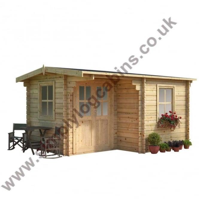 Branford 1 Log Cabin