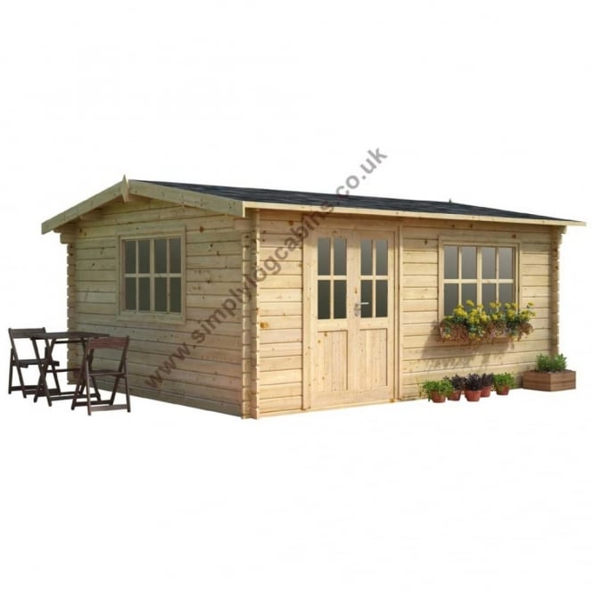 Dowson 2 Log Cabin
