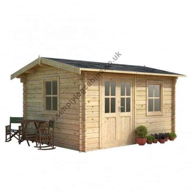 Dowson 1 Log Cabin