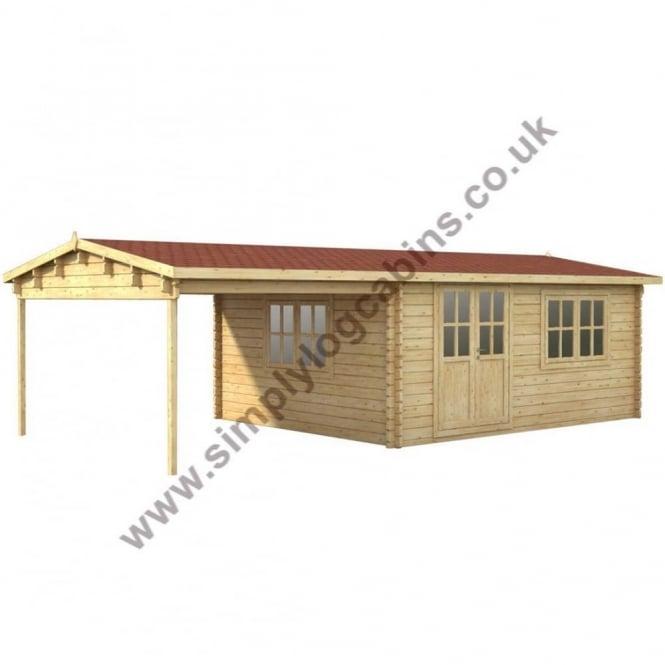 Bracewell Log Cabin