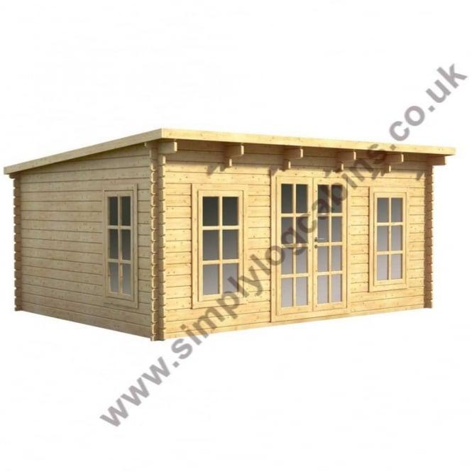 Alexa Log Cabin