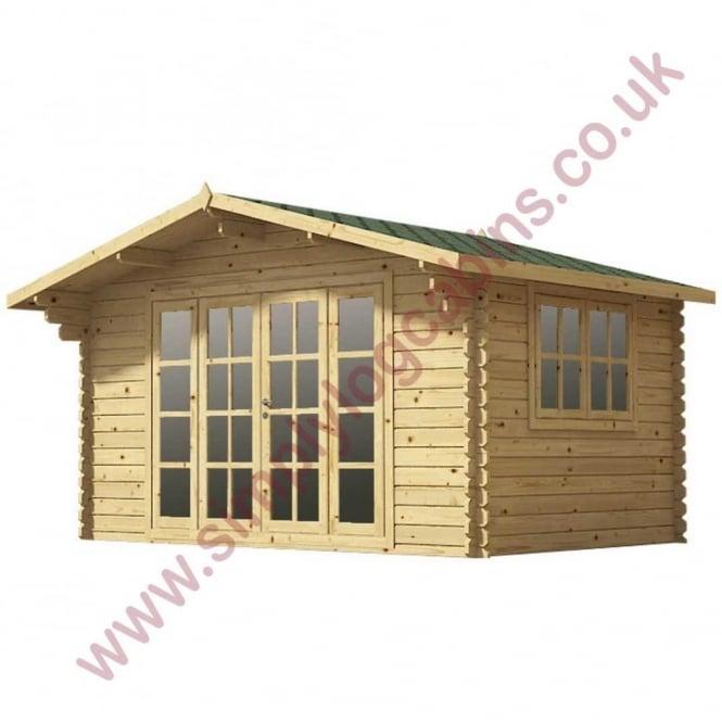 Brompton Log Cabin