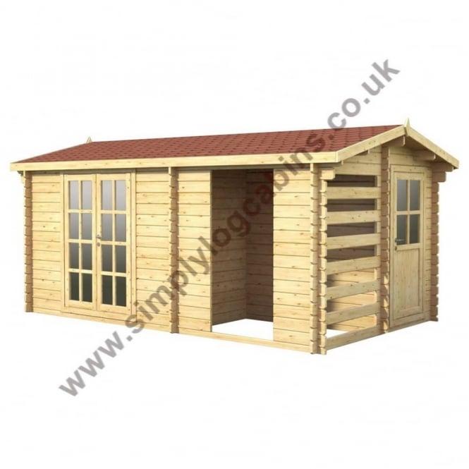 Cranwell Log Cabin