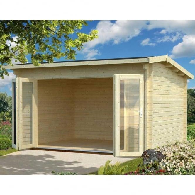 Gudrum Ines 1: 3.2 x 4.1m, Featuring Bi-Fold Doors