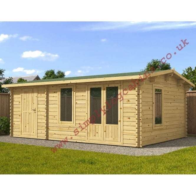 Rose Log Cabins 2 Rooms