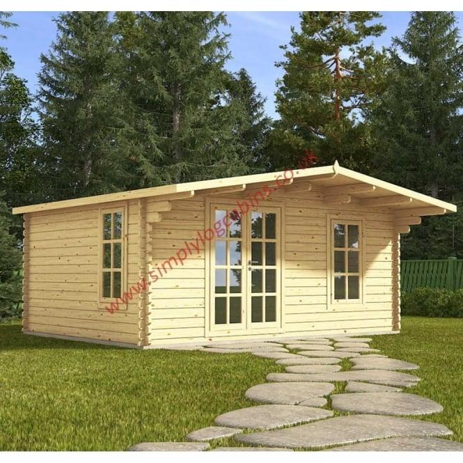 Head Office 1 Log Cabin