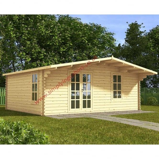 Head Office 2 Log Cabin