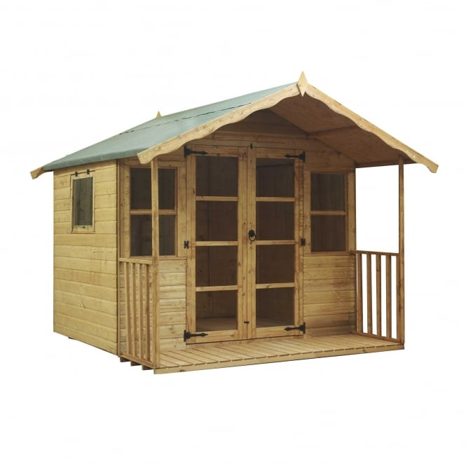 Mercia 10 x 8 Premium T&G Summerhouse