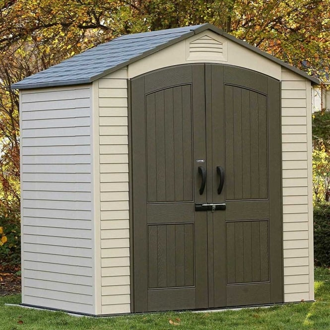 Storemore Lifetime Apex Roof Shed 7ft Series