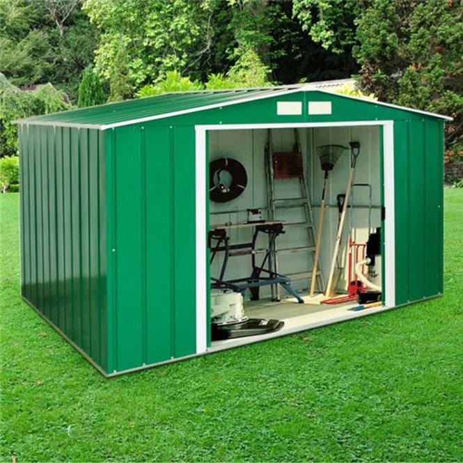 Storemore Sapphire Apex 10 x 8 Shed