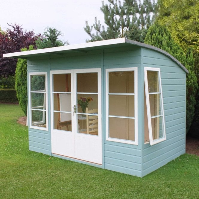 Image of 10 x 6 Orchid Summerhouse