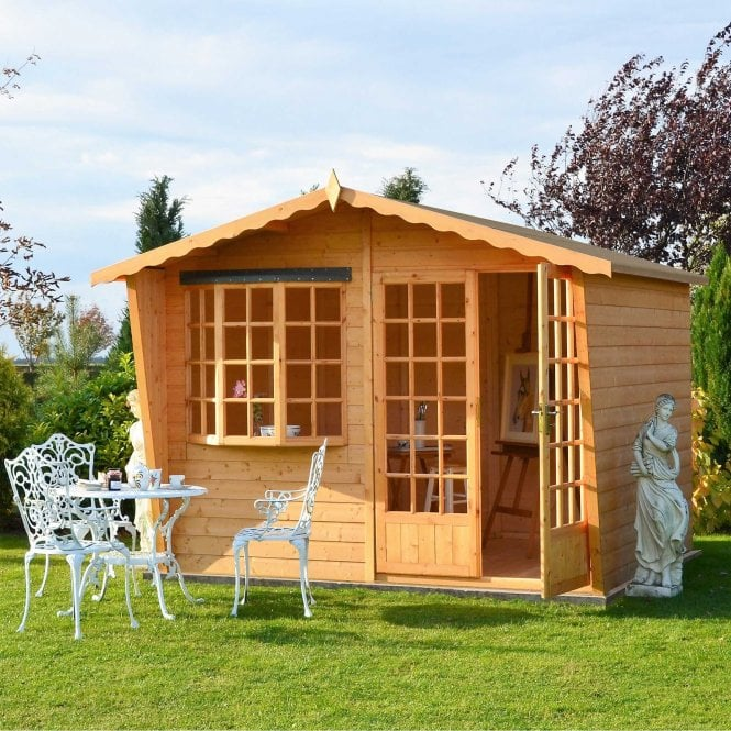 Image of 10 x 6 Sandringham Summerhouse