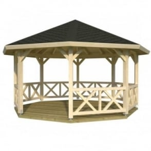 Betty 18.0m/sq Gazebo