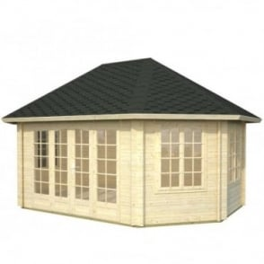Lisette 20.3m/sq Summerhouse