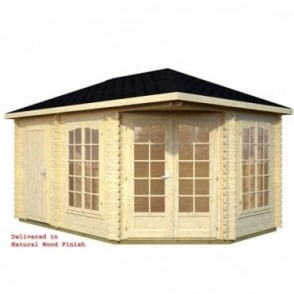 Melanie 10.7m/sq Summer House