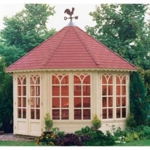 Prima Grand Lady 3.5m Octagonal Summer House