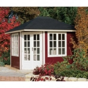 Prima 5th Avenue CLASSIC Summer House 240cm x 300cm Penatgonal