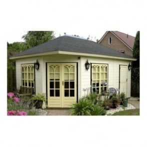 Prima 5th Avenue Duo Maxi XL CLASSIC Summer House 360cm x 540cm Penatgonal