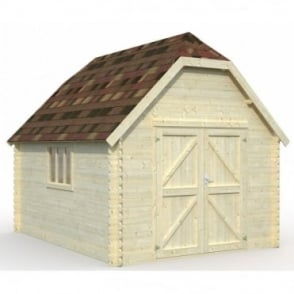 Cottage: TWO SIZES - 2.1m x 3.0m & 3m x 3.9m