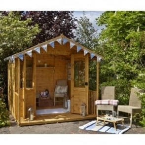Hollington 8ft x 8ft Summerhouse