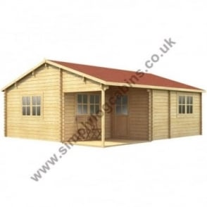 Butford Log Cabin
