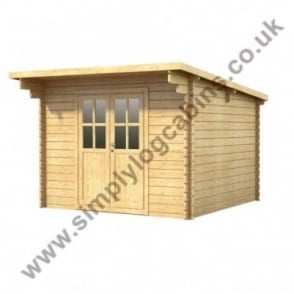 Purley Log Cabin