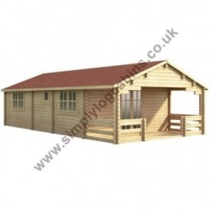Truro Log Cabin