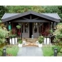 Lugarde Venice Log Cabin 6.0m x 6.0m