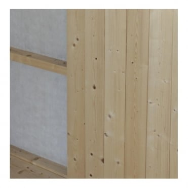 Palmako Internal Insulated Cladding