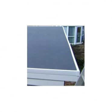EPDM Roofing for Flat Roof Cabins