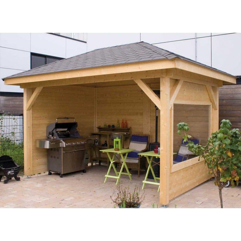 Large Wooden Gazebo With Sides 28 Images Wooden Gazebo