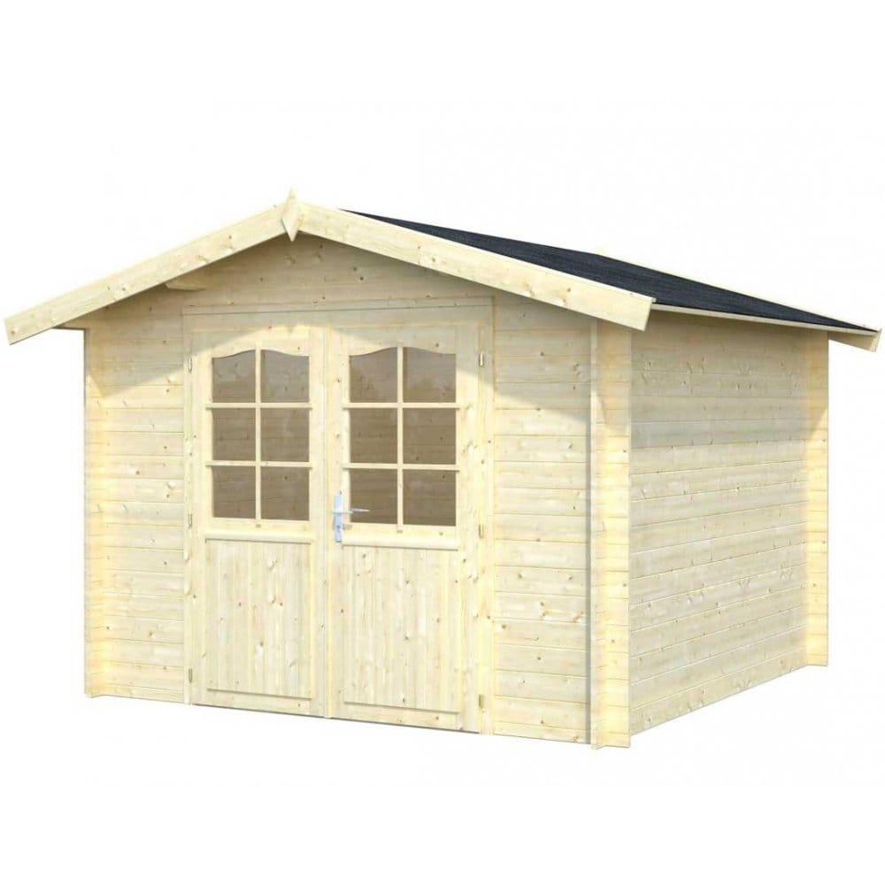 Gudrum Lotta Log Cabin